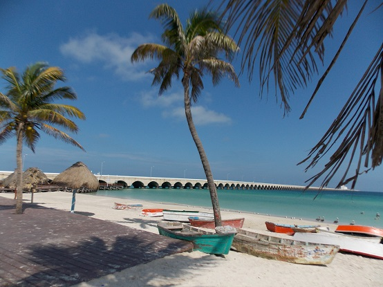 Progreso – A Day At The Beach